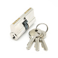 High Security Double Open Brass Door Lock Cylinder