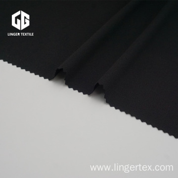 Polyester Spandex Knitted Ponte-De-Roma Fabric For Dress