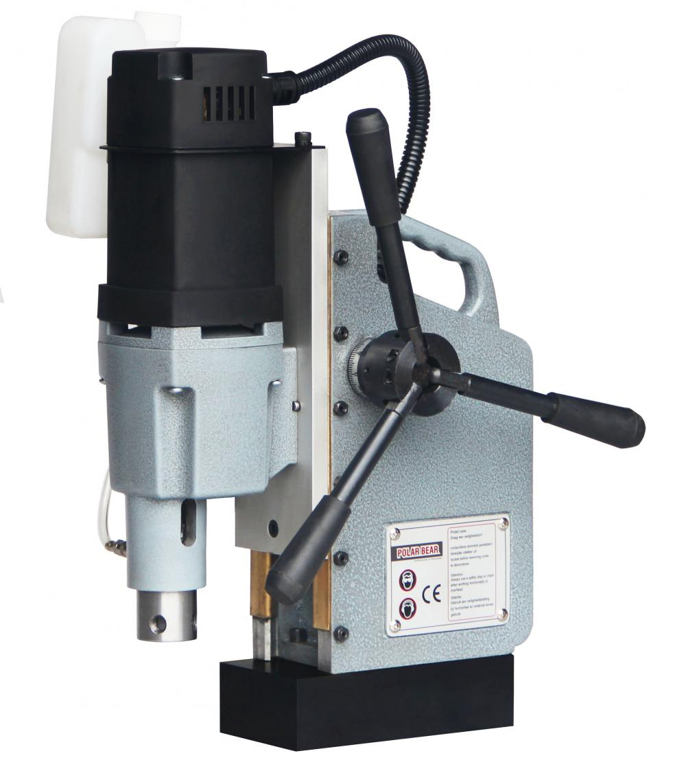 Magnetic Drill Punching Machine