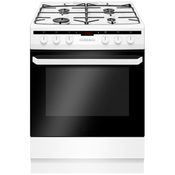 Freestanding Gas Oven 4 Burner