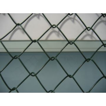 Factory Price 8ft Galvanized Chain Link Fence