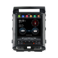 Tesla Style Autoradio Android 9 Land Cruiser 2007-2015