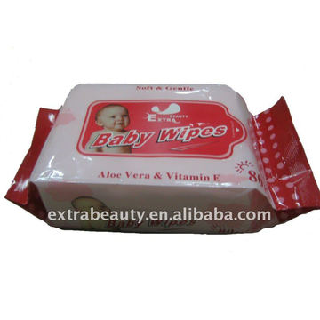 Professional Factory Made Best Price Baby Wet Wipes