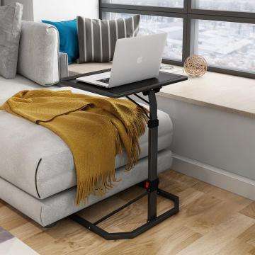 Mobile laptop bed table
