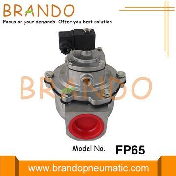 2 1/2'' FP65 Turbo Type Pulse Jet Valve