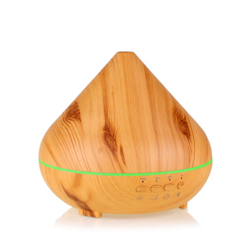 Air Drop Essential Oil Diffuser Dengan Speaker Bluetooth