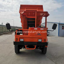 10 tons mining dumper truck tipper for sale