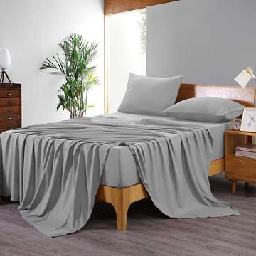 Wholesale 100 GSM Microfiber Bed Sheet