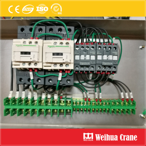 Crane Electrical Control Box