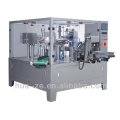 Food pre-made pouch packaging machine