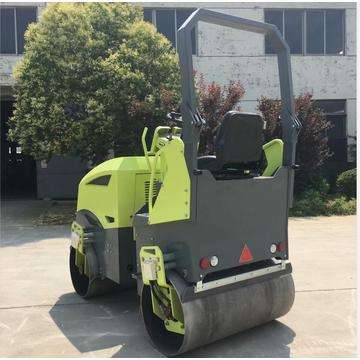 CE certification SDLG small road roller with diesel engine 3000KG