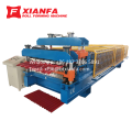 Corrugated Tile Step Tile Forming Machine
