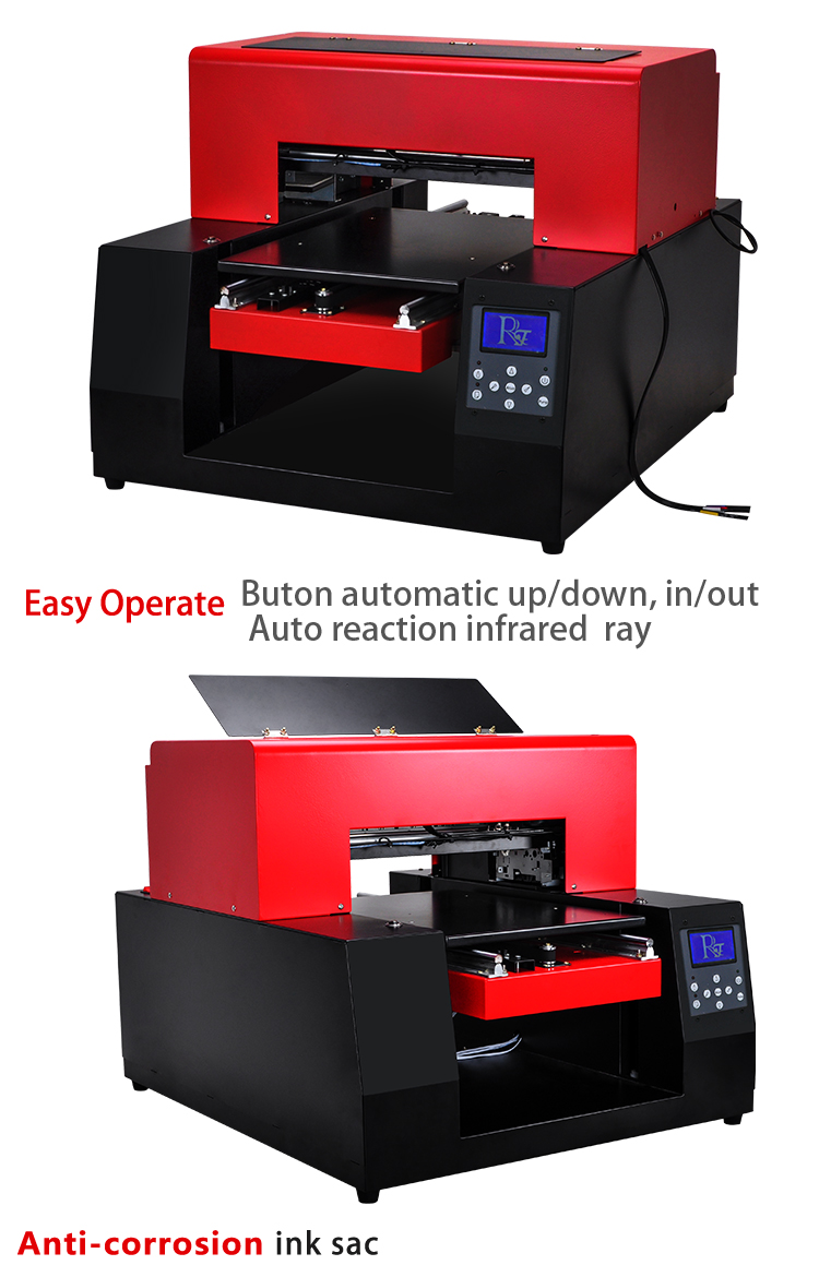 Multi-function T Shirt Printing Machine