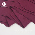 65/35 TR Jacquard Single Jersey Fabric Polyester Rayon