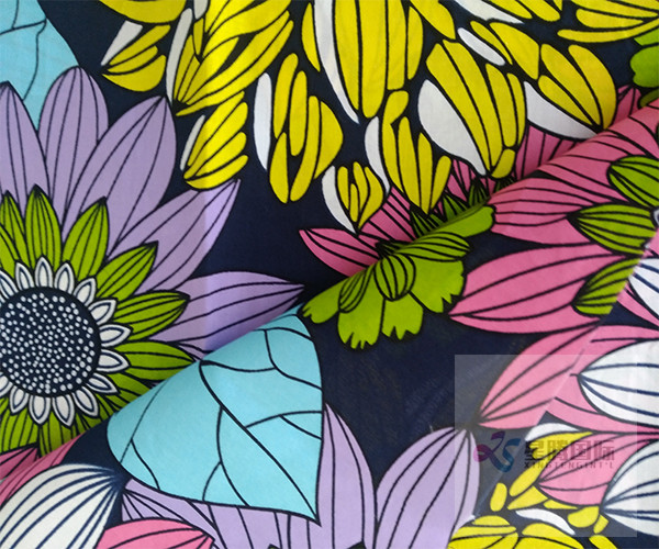 Cotton Garment Fabric