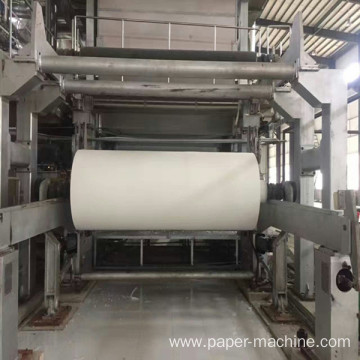 Factory Price Toilet Tissue Paper Making Machine