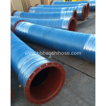 Common Steel Flanged Mud Discharge Hose