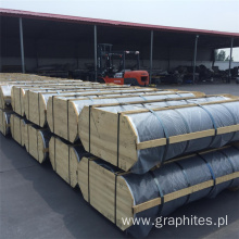 Steel Smelting Plant use UHP Graphite Electrodes
