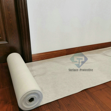 Hardwood Breathable Floor Surface Protection Construction