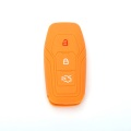 Colored rubber key covers for Ford Mondeo