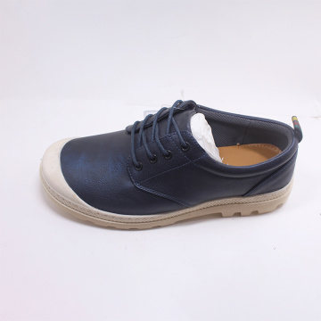 Fashion Custom Men Leather Casual Shoes