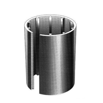 The Wedge Wire Johnson Screen Filter Element