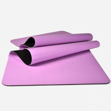 Elastic Anti-slip Touch Feeling Leather for Yoga Mat