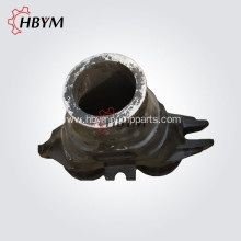 IHI Concrete Pump Parts Y Shape Pipe Valve