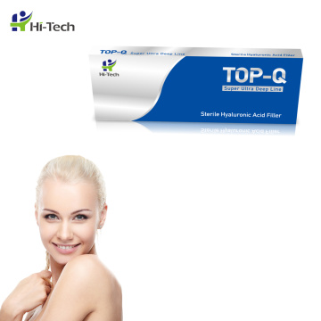 Ultra Deep Line Hyaluronic Acid Injectable Dermal Filler for Breast Augmentation
