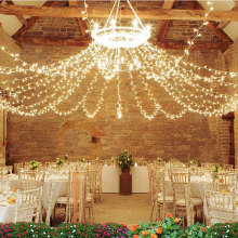 Outdoor Party LED Net Fairy Lichterketten