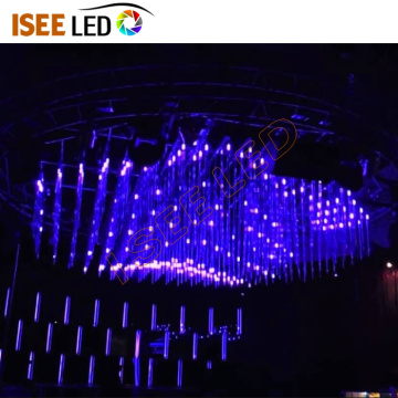 500MM Chasing Pixel DMX 3D LED Tube Light