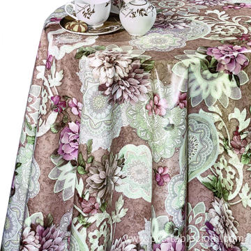 Elegant Tablecloth with Non woven backing Bangalore
