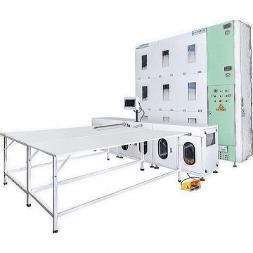 Auto Comforter Filling Machine