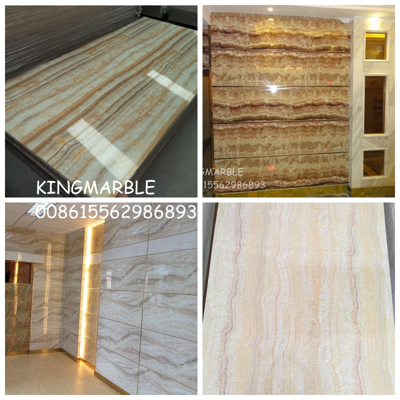 Hot sale New Plastic Materials pvc Marble