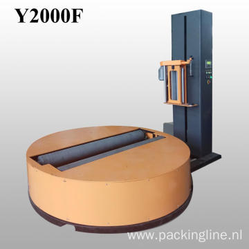 Reel Wrapper Fully Wrapping Machine For Paper Roll