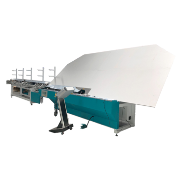 Double glazing spacer bending machine