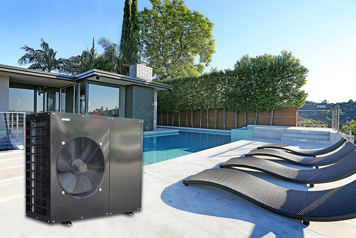 Inverter Jacuzzi Heat Pump Heater