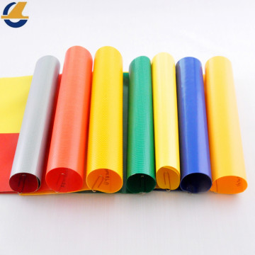 Color customized anti-tearing Vinyl Tarps Fabric