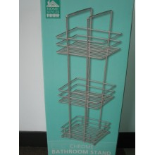 Kitchen Three Shelves  Storage Rack