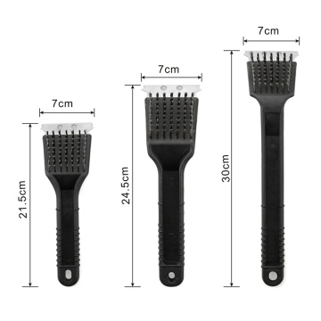 Low Pirce PP Handle BBQ Grill Brush