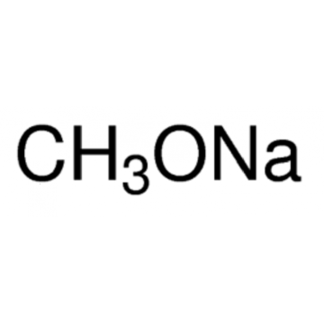 sodium methoxide from naoh and methanol