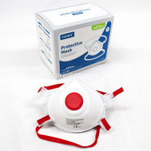 FFP3 Cup Respirator with Valve CE Approved