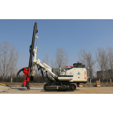 Surface Separated DTH Drilling Rig