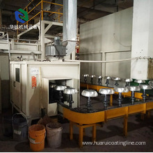 Popular Durable Efficient Automatic Non-stick Coating Equipment