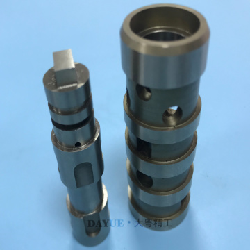 Machining Inter Tracter Parts Spool & Sleeve Plunger