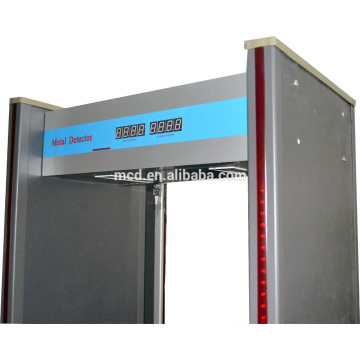 interschimbabile 6 zone arc gate detector de metale MCD-300