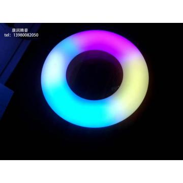 Outdoor Colorful Circle Lights