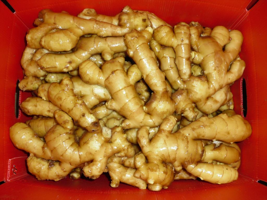 fresh ginger 100g and up
