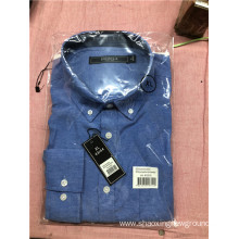 High qaulity blue shirt for men