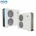 Customer unique DC inverter heat pump house heating